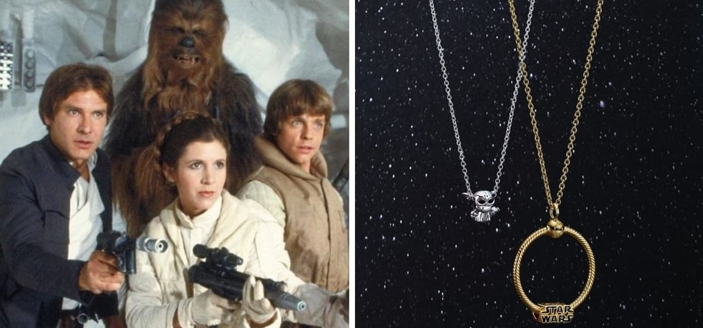 Pandora Collaborate With Star Wars For New Collection