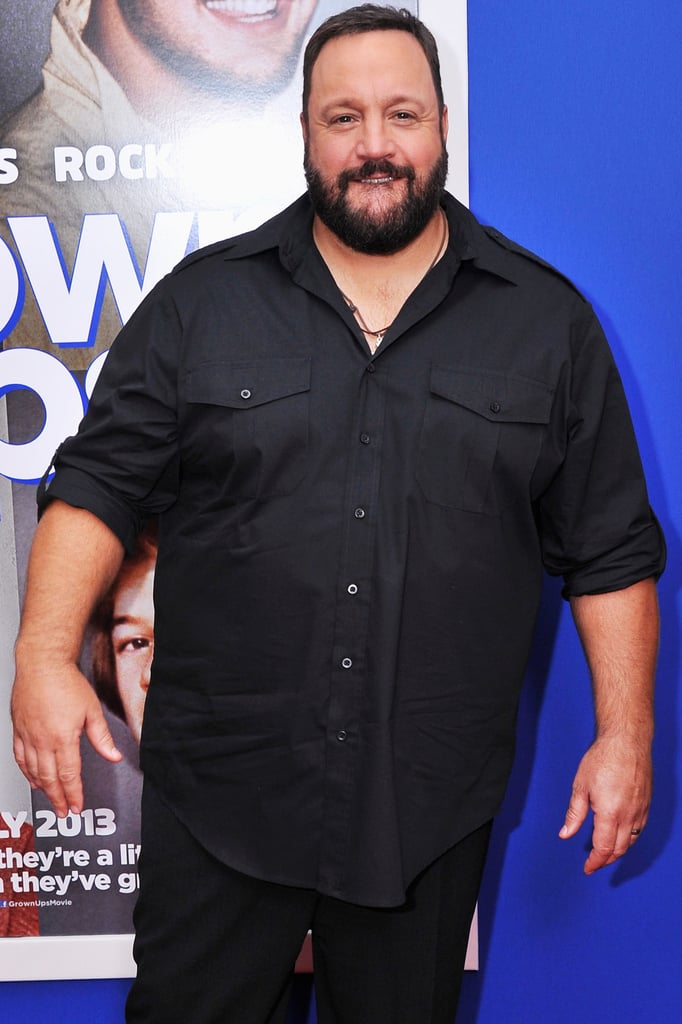 Kevin James joined Stranded, a family comedy/action movie.