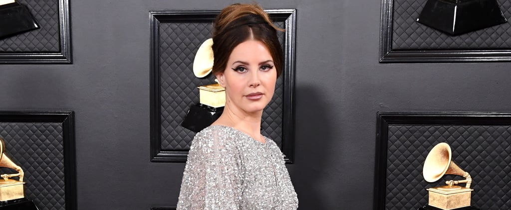 Lana Del Rey Bought Her 2020 Grammys Dress at the Mall