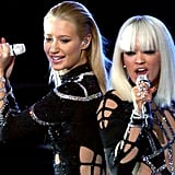 "Iggy Azalea and Rita Ora, ""Black Widow"""