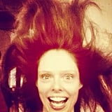 This is the face of pure joy after Instagram returned from a temporary crash. Source: Instagram user cocorocha