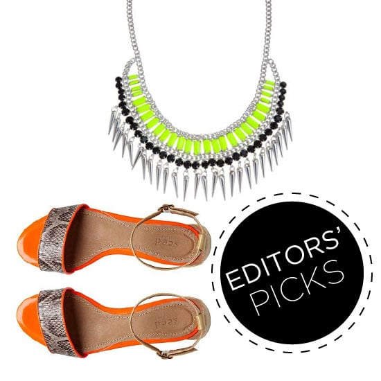 See the Neon Buys Our Editors Will Be Wearing This Season: Shoes, Accessories, Bag, Clothes - How We'll Work the Trend