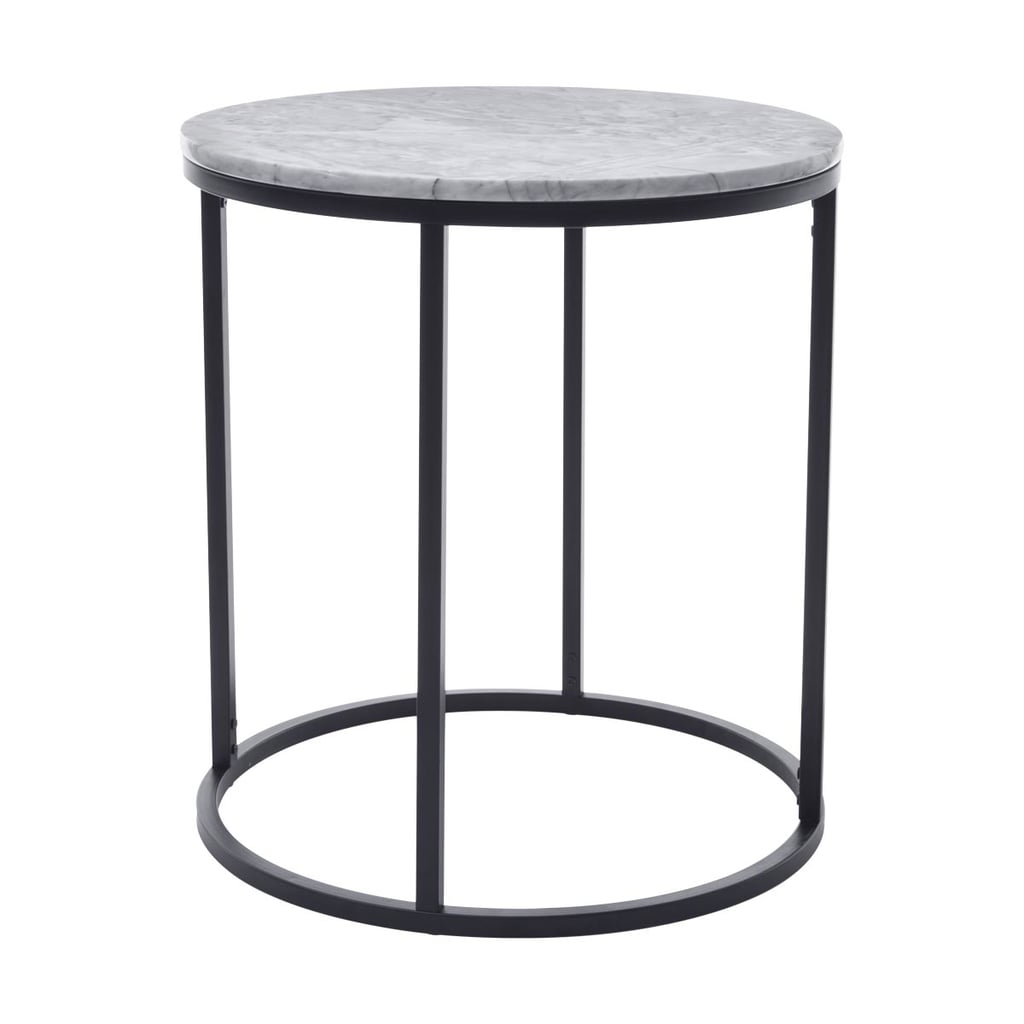 Kmart Marble Side Table 29 Available Feb Shop Kmart