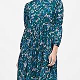 Japan Exclusive Floral A-Line Dress