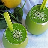Avocado Pear Smoothie