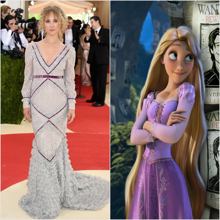 Juno Temple as Rapunzel