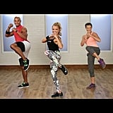 """45-Minute Epic Cardio Boxing Workout"" From Class FitSugar"