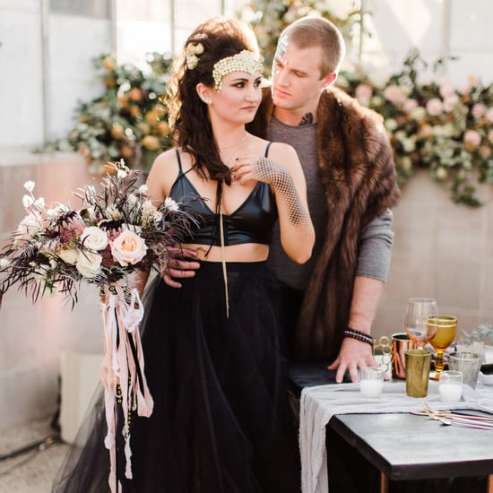 Mad Max-Themed Wedding