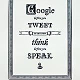 Google Before You Tweet ($15)