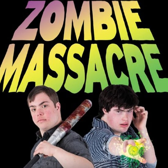 Friends With Down Syndrome Make Zombie Movie (Video)