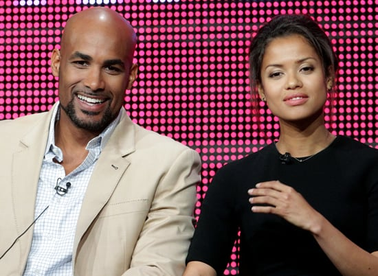 NBC Undercovers Panel at Summer TCA features Boris Kodjoe and Gugu Mbatha-Raw