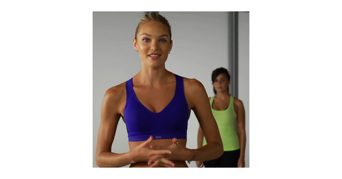 Victoria's Secret Model Workout: 10-Minute Fat-Blasting ...