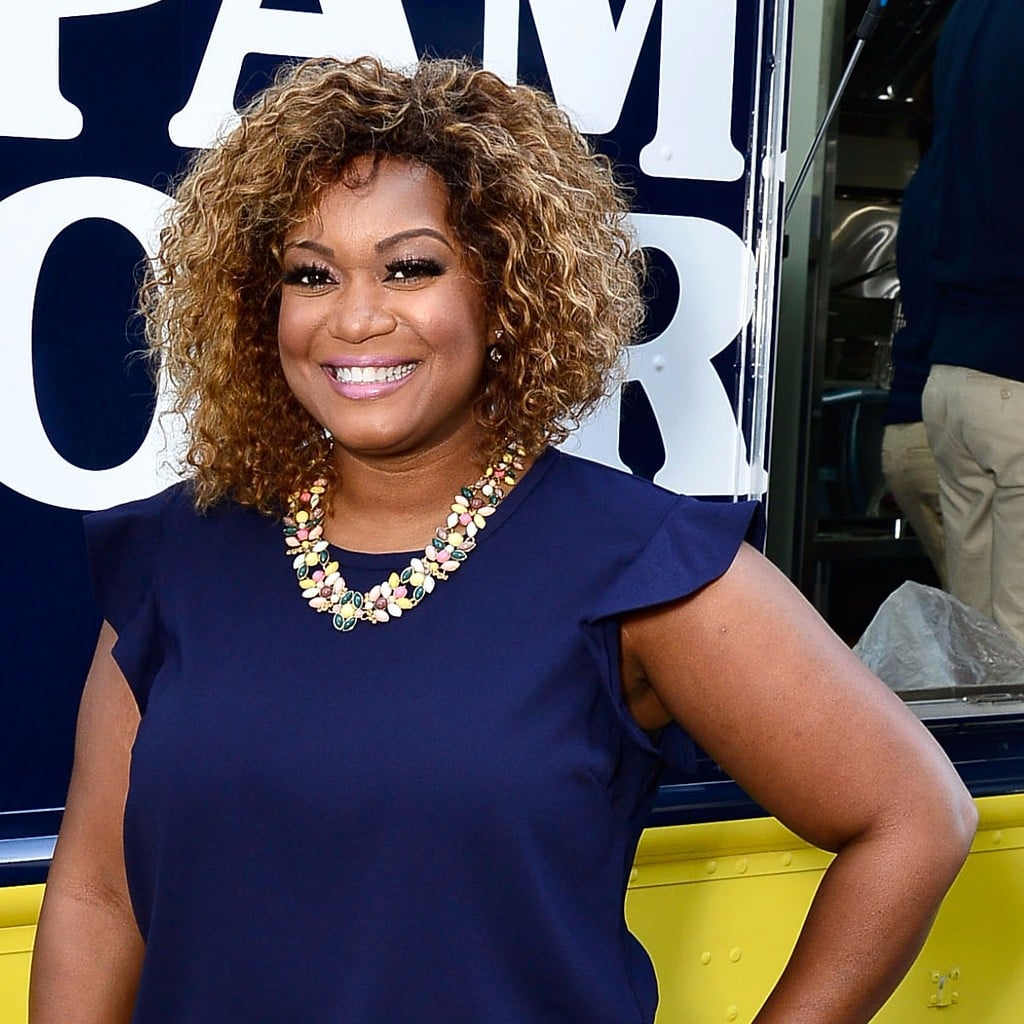 Sunny Anderson Best Sunny Anderson Cooking Tips  Popsugar Food