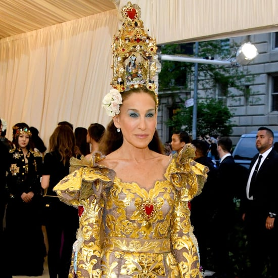 Sarah Jessica Parker at the 2018 Met Gala Photos