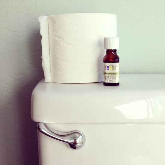 Scent Toilet Paper Roll With Essential Oil