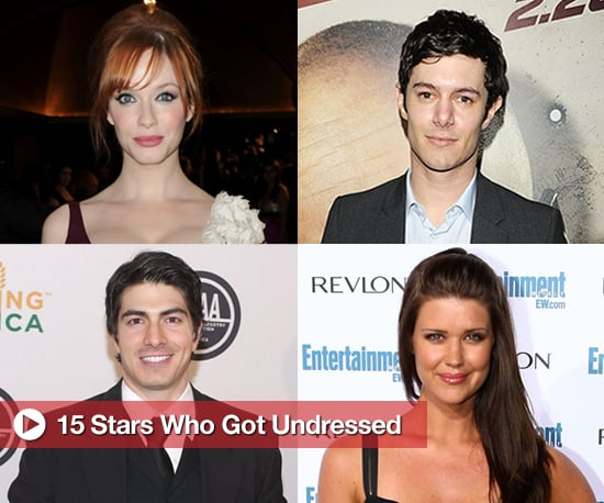 List of Actors From Undressed, MTV's Sexy Show