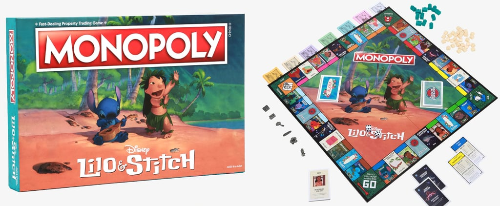 Shop Disney's Lilo & Stitch Monopoly Board at Hot Topic