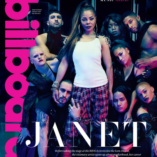 Janet Jackson Billboard Cover May 2018