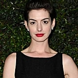 Anne Hathaway at Chanel Pre-Oscars Dinner