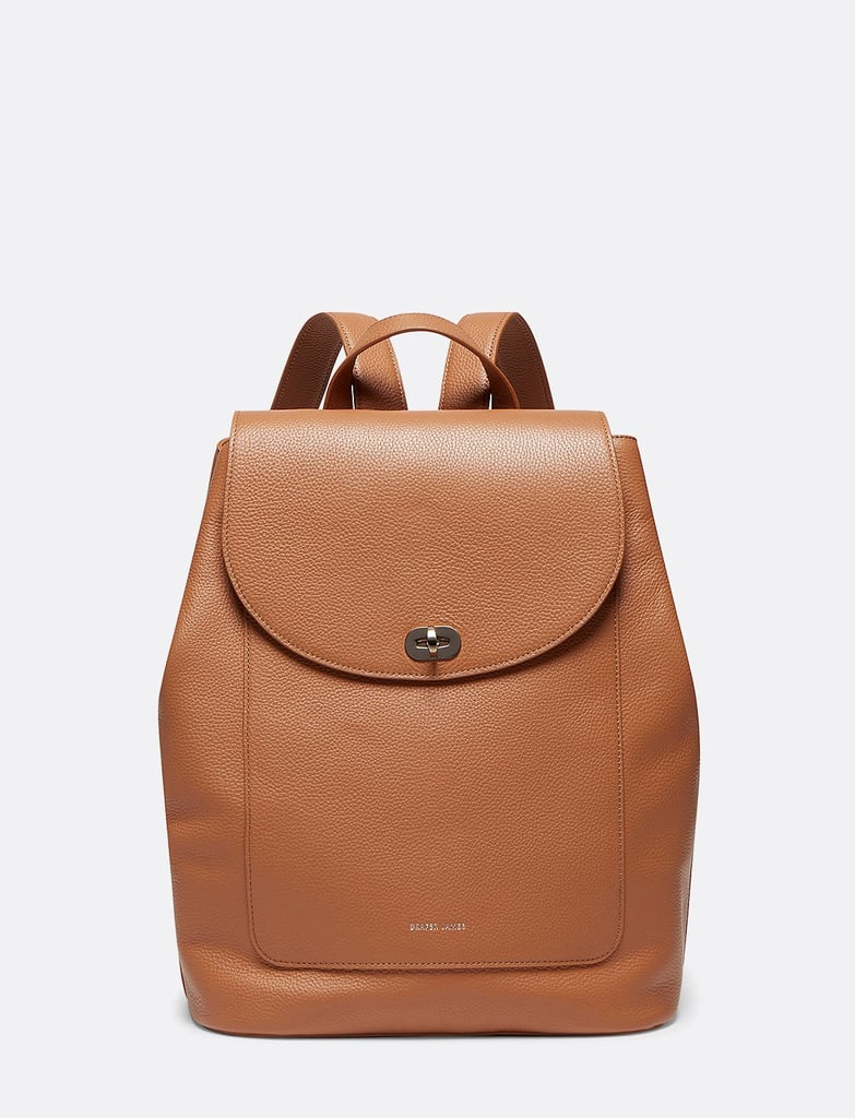 leather bag from Draper James