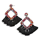 BaubleBar Laniyah Tassel Statement Earrings