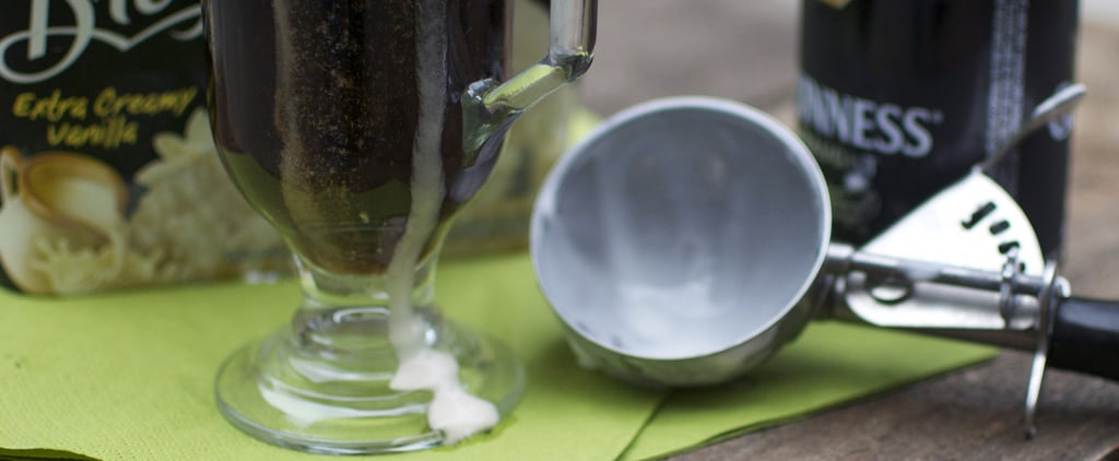 St. Patrick's Day Guinness Milkshake 2-Ingredient Recipe