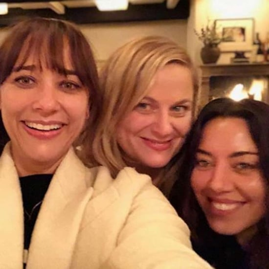 Parks and Recreation Galentine's Day Reunion Photo 2018