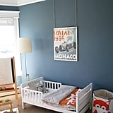 Hugo's Big-Boy Bed