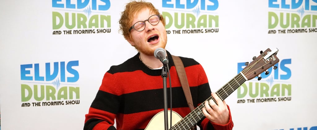 """Ed Sheeran's Acoustic Version of """"Shape of You"""" Might Actually Be Better Than the Original"""