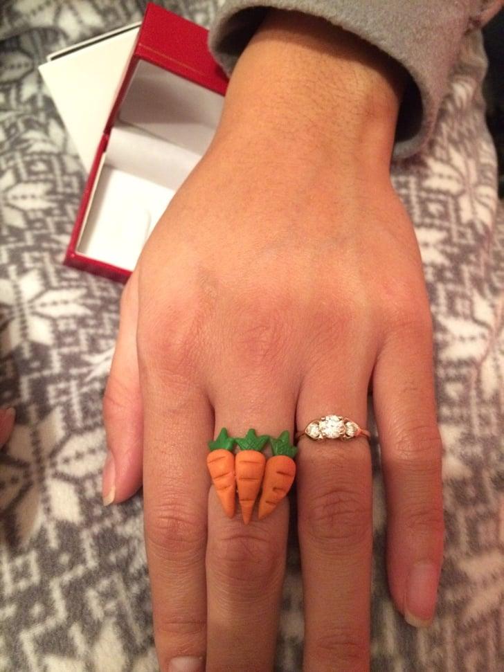 Carat Diamond Ring Funny