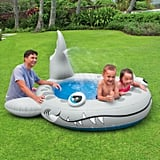 Intex Sandy Shark Spray Pool