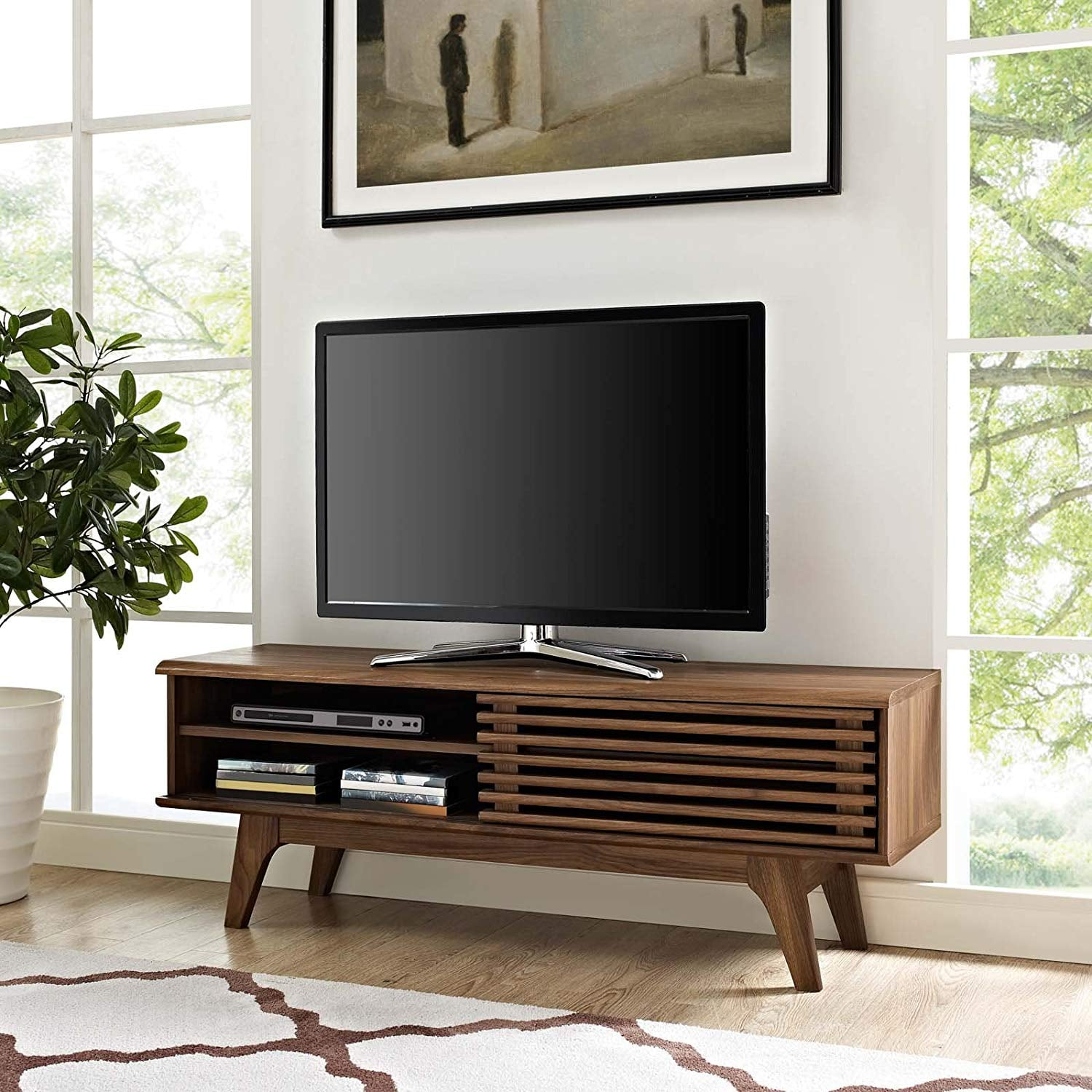competitive price 4e27f 17d8f Best TV Stands From Amazon | POPSUGAR Home