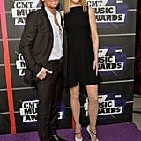 Keith Urban and Nicole Kidman at the CMT Awards.