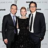 Zoe Kravitz Supports Michael Fassbender at His Jane Eyre Premiere!