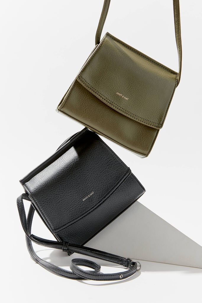Matt & Nat Erika Vegan Leather Crossbody Bag