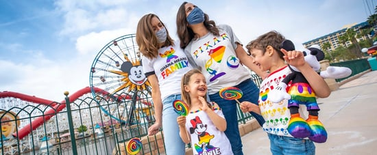 Shop the 2021 Disney Pride Collection