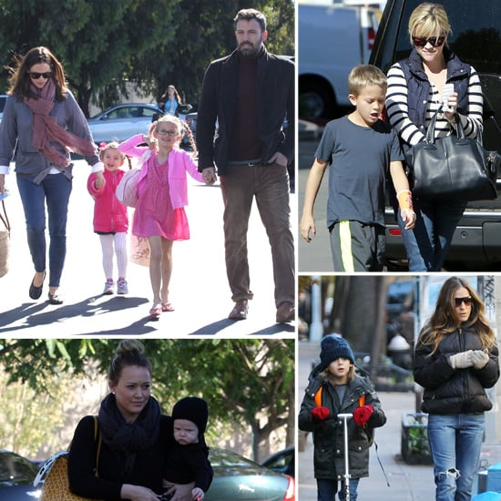 Celebrity Family Pictures Week of Nov. 12, 2012