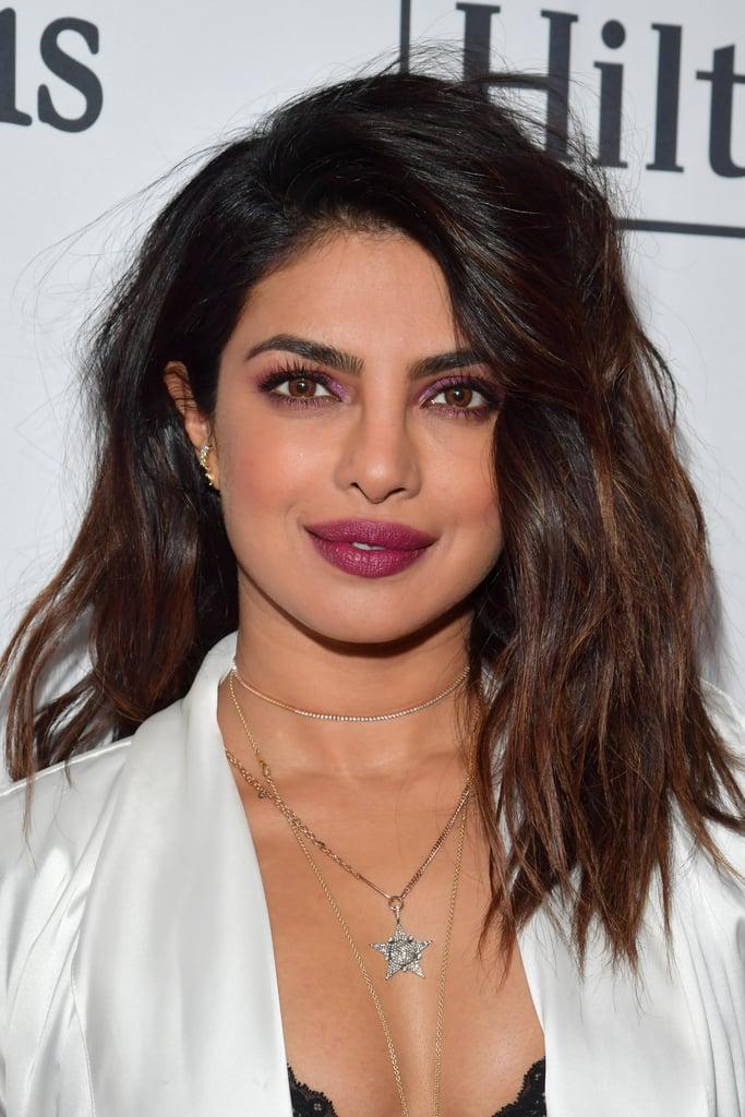 Priyanka Chopra Celebrity Hair Inspiration 2019 Popsugar
