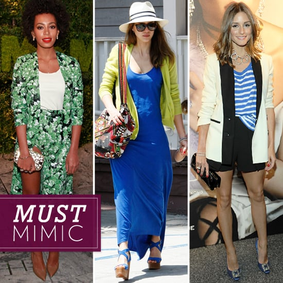 This Week's Most Exceptional Ensembles — Work Them Into Your Mix!