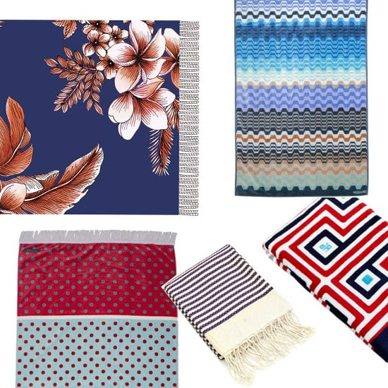 Essential Wardrobe: Shop Top 10 Best Designer Beach Towels