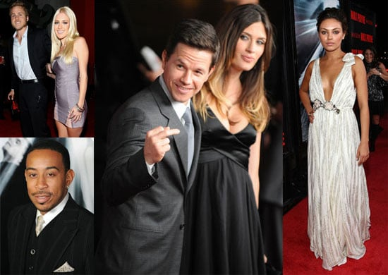 Red Carpet Photos of Mark Wahlberg, Mila Kunis and More at the LA Premiere of Max Payne