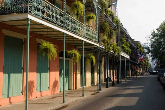 Architecture Styles: The Creole Townhouse