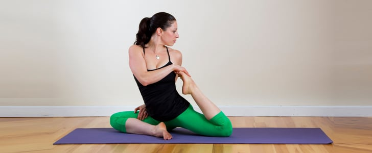 Yoga To Open Hips Yoga To Relax Hips Popsugar Fitness
