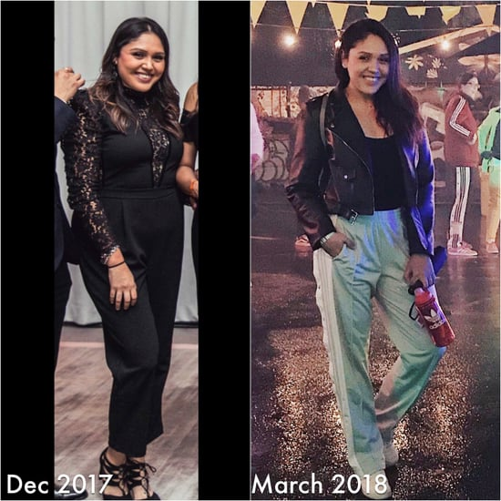 Marathon Weight Loss Story