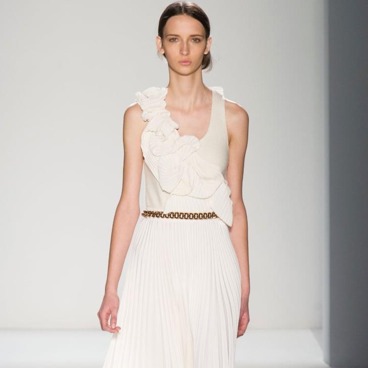 Victoria Beckham Fall 2014 Runway Show | NY Fashion Week