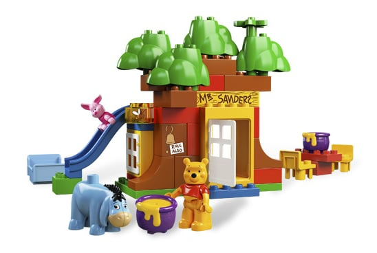 LEGO DUPLO Winnie the Pooh's House