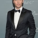 Presenter James Marsden has been nominated in 2008 for Hairspray and this year for Lee Daniels' The Butler.