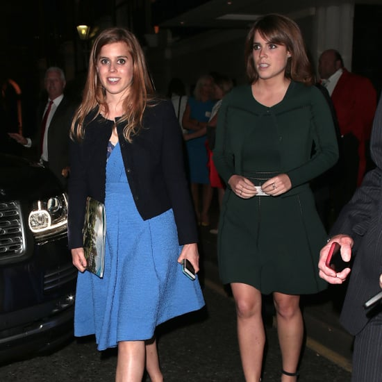 "Princess Beatrice's ""No Place Like Home"" Loafers"