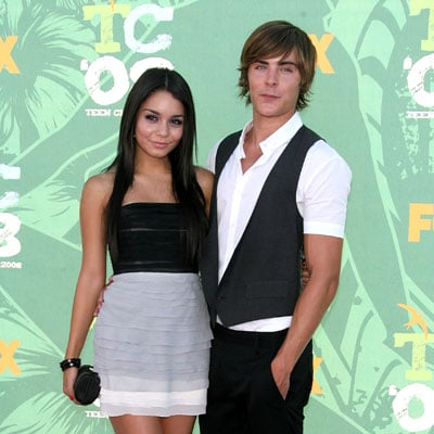 No. 12 Zac Efron and Vanessa Hudgens