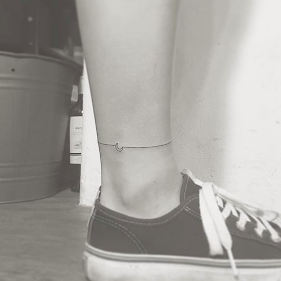 Anklet Tattoo Ideas